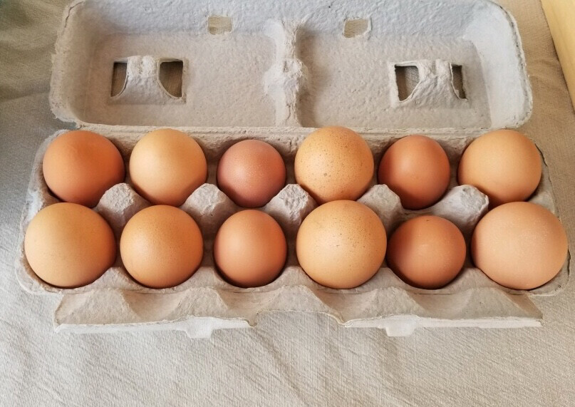 Prairie Grass Farm eggs PP