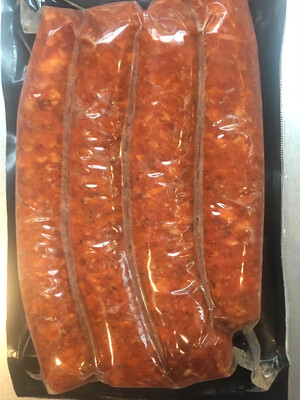 Morgan Creek Farms Hot Italian Sausage PP