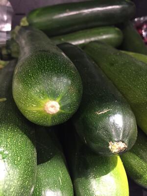 Organic Zucchini (one pound)