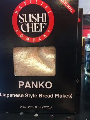 Sushi Chef panko bread crumbs
