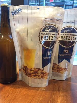 Boardwalk Craft Beer Pretzels - IPA Flavored