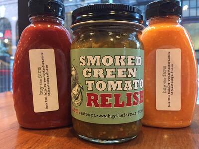 Buy The Farm Smoked Green Tomato Relish PP