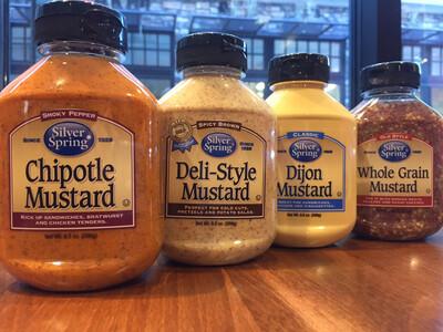 Silver Springs Mustard