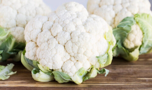 Local Organic Cauliflower