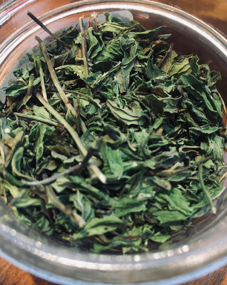 Tooth of the Lion Dried Spearmint Tea PP