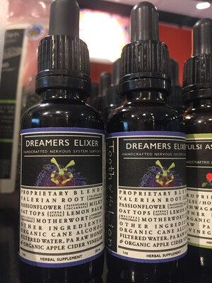 Tooth of the Lion Dreamers elixir PP