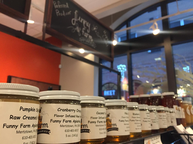 Funny Farm Apiaries Flavored Honey PP