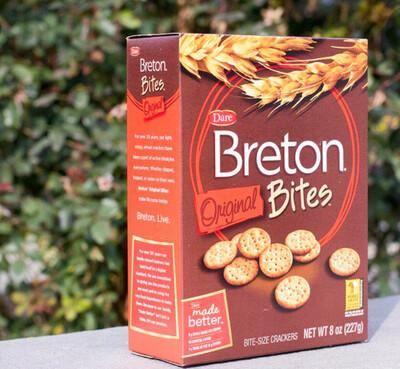 Breton Cracker Bites