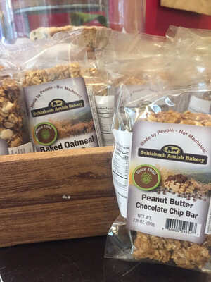 Schlabach Amish Bakery Granola Bars