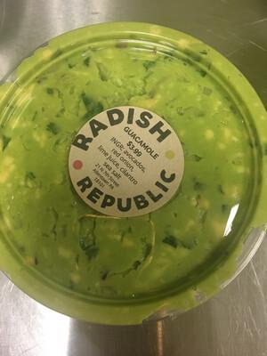 Radish Republic Guacamole