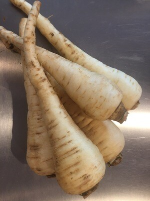 Jett's Produce  Parsnips (one pound)
