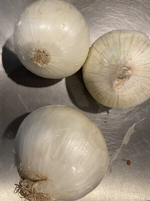 Texas white onions (2 pounds)