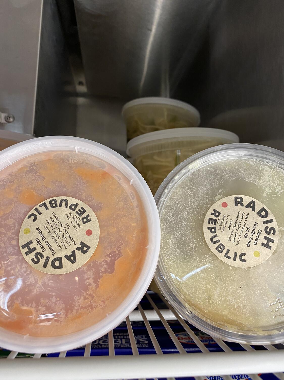 Radish Republic frozen soup - select type