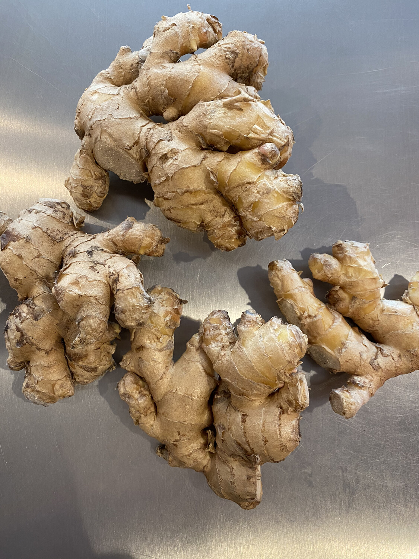 Organic Ginger Root (1 lb)