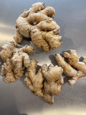 Organic Ginger Root (1 lb)