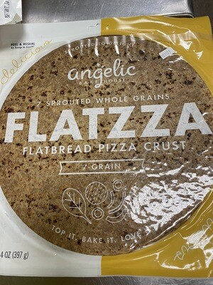 Angelic Bakehouse Flatzza flatbread pizza crust