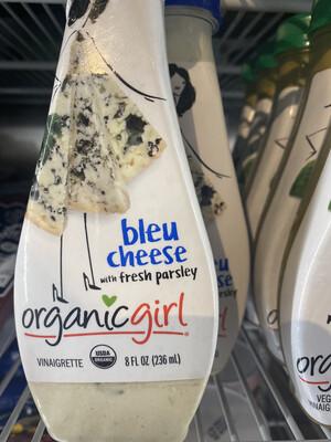 Herb Goddess Bleu Cheese dressing 8 oz by organic girl