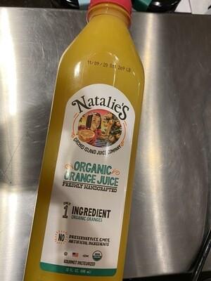 Natalie's Organic Orange juice