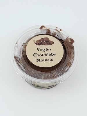 Holistic Vibes - Vegan Chocolate Mousse  - OG, Vegan, GF