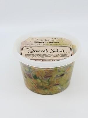 Holistic Vibes - Broccoli Salad - OG, Vegan, GF