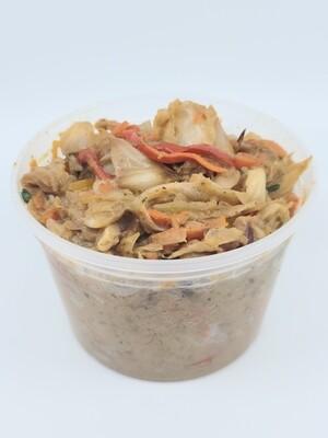 Holistic Vibes - Cabbage Stir-Fry - OG, Vegan, GF