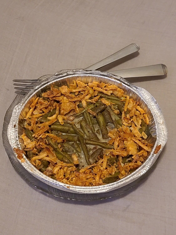 Holistic Vibes - Green Bean Casserole - OG, Vegan, GF