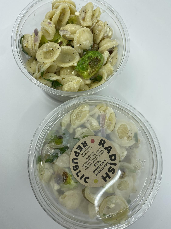 Radish Republic Italian pasta salad with pepperoni 16 ounce