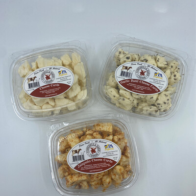 Conebella Cheese Curds  frozen PP