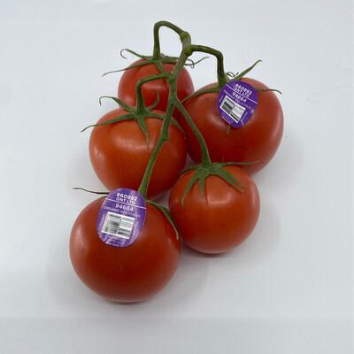 organic vine ripe tomatoes (1 lb)