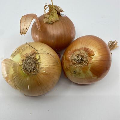 yellow onions 2 pounds