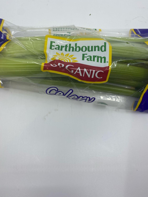 California organic celery hearts