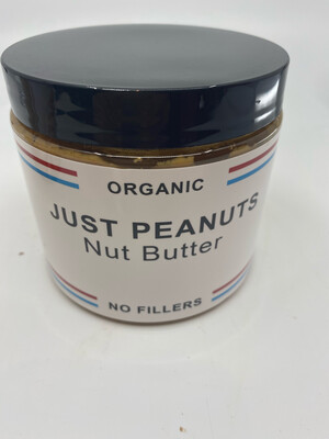 Big Red Barn organic peanut butter PP