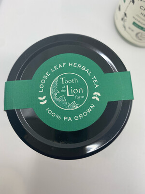 Tooth of the Lion Dried loose leaf herbal tea PP