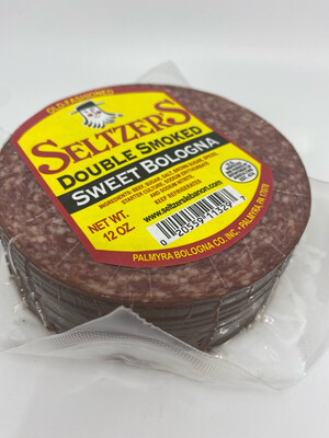 Seltzer's double smoked sweet bologna
