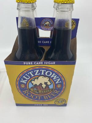 Kutztown pure cane sugar root beer