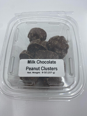 Chocolate Covered peanuts 8 ounce