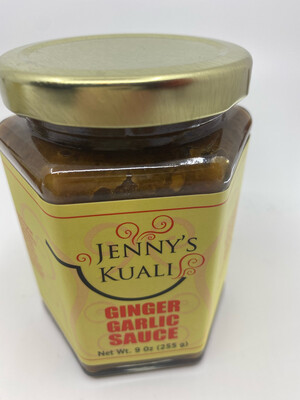 Jenny's Kauli garlic ginger sauce PP