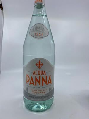 Acqua Panna Tuscan Glass Bottled Water