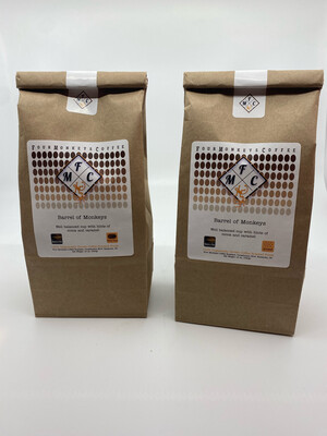 Four Monkeys Locally Roasted Coffee Bags PP