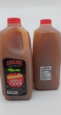 Zeigler, apple cider 1/2 gal