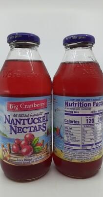 Nantucket Nectars Big Cranberry juice cocktail