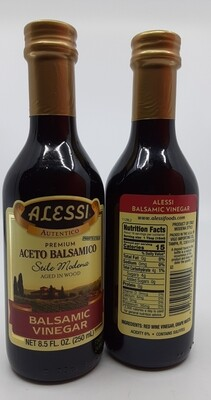 Alessi balsamic vinegar 6.5 fl. Oz