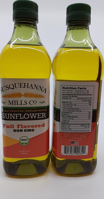 Susquehanna Mills Co. Sunflower Oil