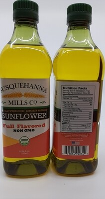 Susquehanna Mills Co. Sunflower Oil