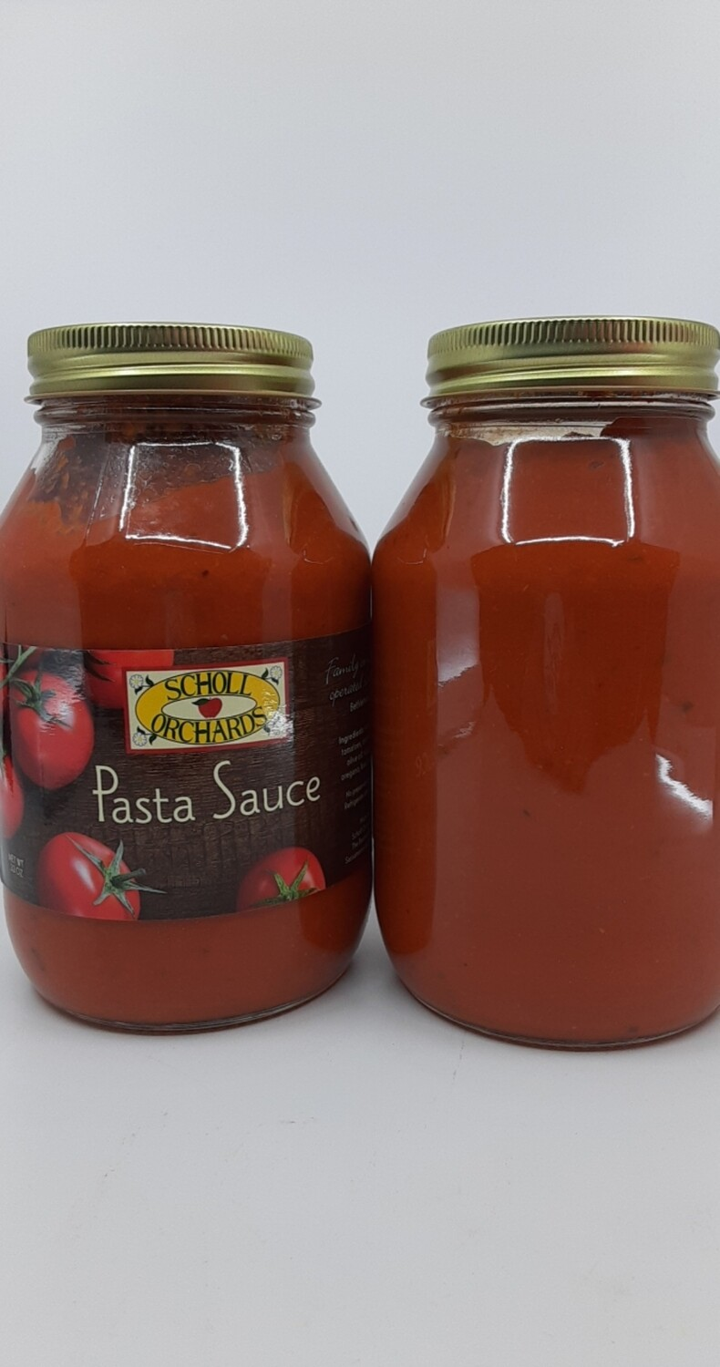 Scholl Orchards Pasta Sauce PP