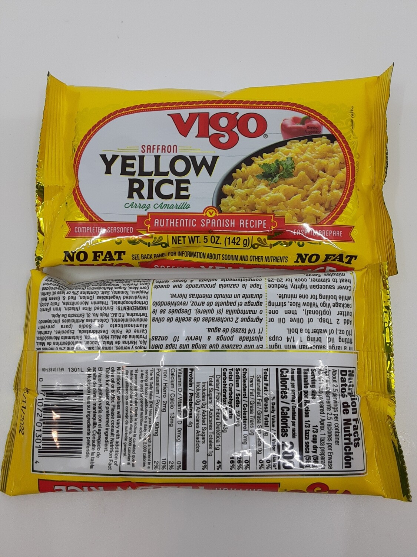 Vigo Yellow Rice