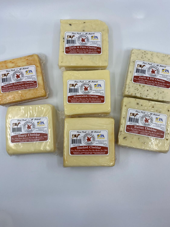 Conebella Farm cheddar cheese PP