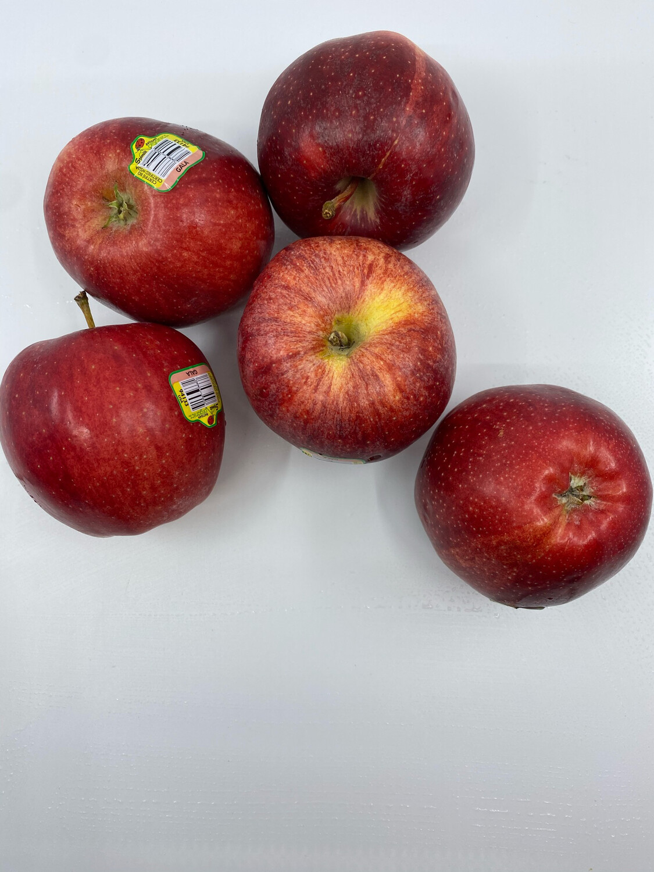 Organic gala apples (2 lbs)