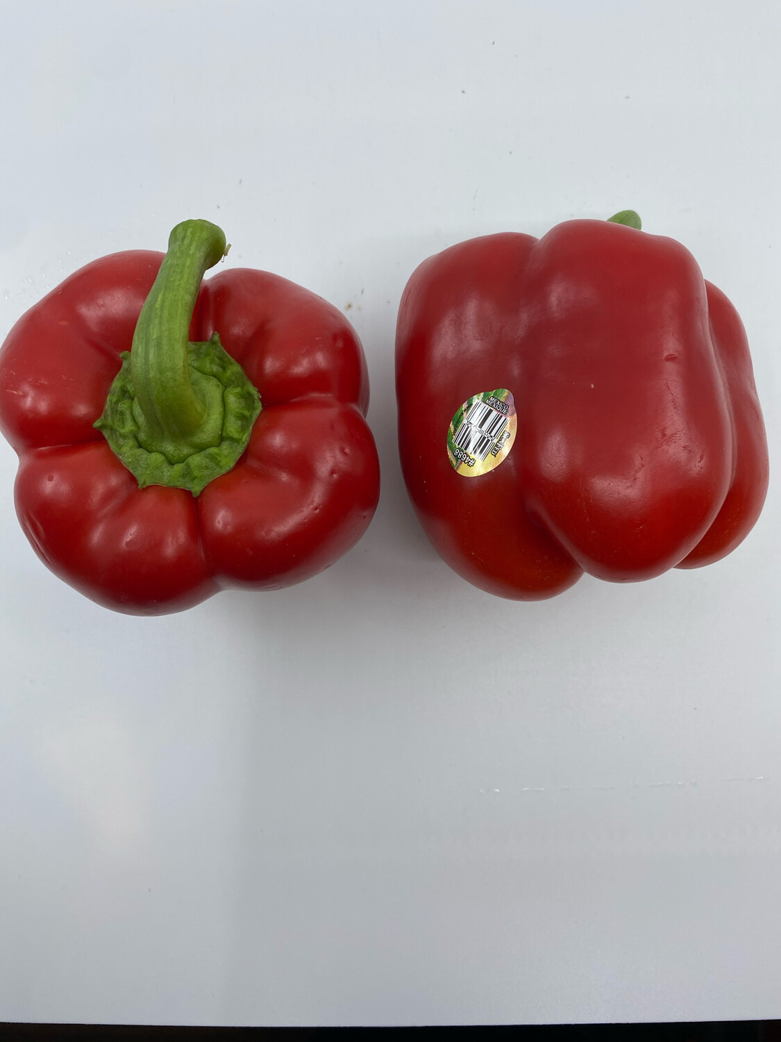 Red Bell Peppers (1 lb)