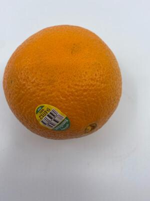 Organic Navel Oranges (one)